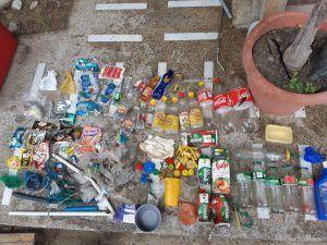Limpieza de fondos marinos en Bahía Drake - Isla de la Plata