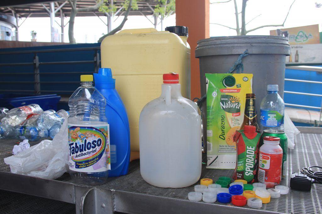Escuela de Reciclaje en Guayaquil. Foto: Carlos Serrano